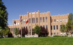 Idaho State University, photo: Eric Kjaemperud, wikicommons