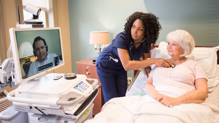 UPMC telehealth Curavi Health