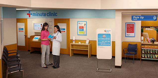 CVS Minute Clinic