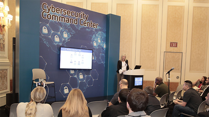 cybersecurity command center HIMSS19