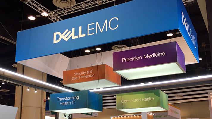 Dell EMC to showcase digital transformation at HIMSS18