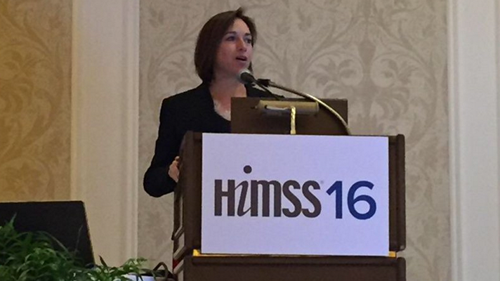 National coordinator Karen DeSalvo, MD, announced three new developer challenges that aim to advance interoperability through the emerging Fast Healthcare Interoperability Resources standard Tuesday morning at HIMSS16.