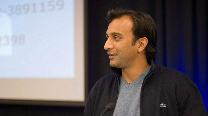 U.S. Chief Data Scientist DJ Patil.