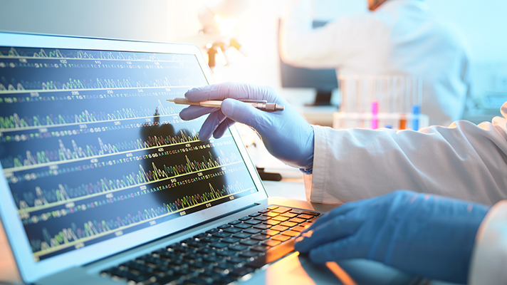 cryptography to protect genomic sequencing