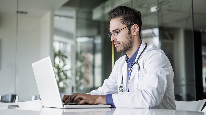 doctors and EHRs