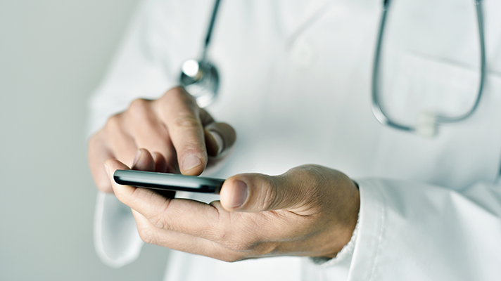 Secure communications enhance clinical care