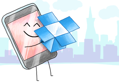 Dropbox in healthcare: A love-hate thing