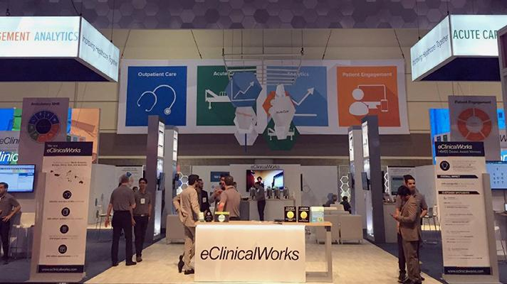 eClinicalWorks patient data