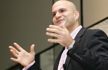 Farzad Mostashari to join Brookings Institution