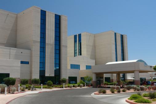generic hospital building