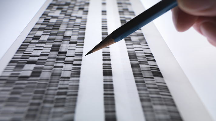 blockchain tech use in genomics and precision medicine