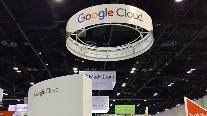 Google Cloud partnership with Change Healthcare
