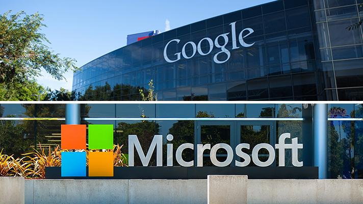Google, Microsoft gender inequality lawsuits
