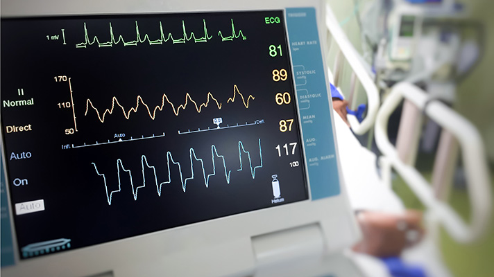 EHR data with medical devices