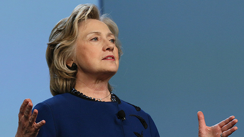 Hillary Clinton reveals big technology agenda