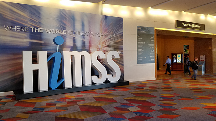 himss conference sign in las vegas hotel