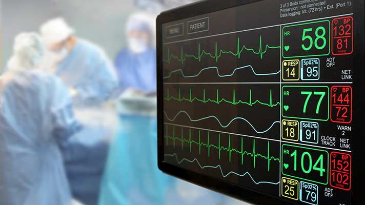 hospital heart monitor WannaCry medical device security