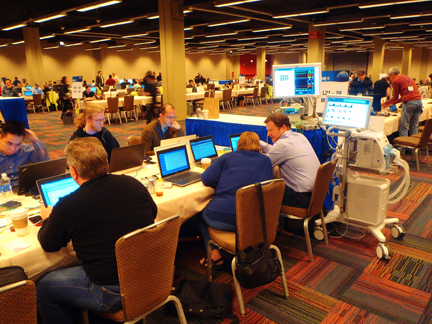 Interoperability is king at the 2014 IHE North American Connectathon.