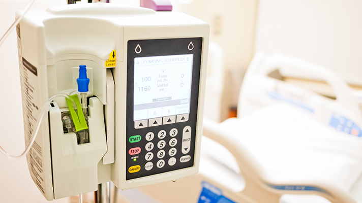 medical device ransomware infusion pumps