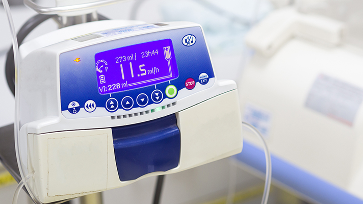 IoT security in healthcare