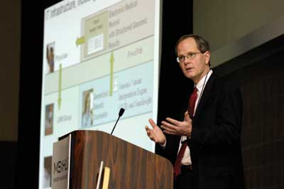 Glaser reflects on decade of health IT