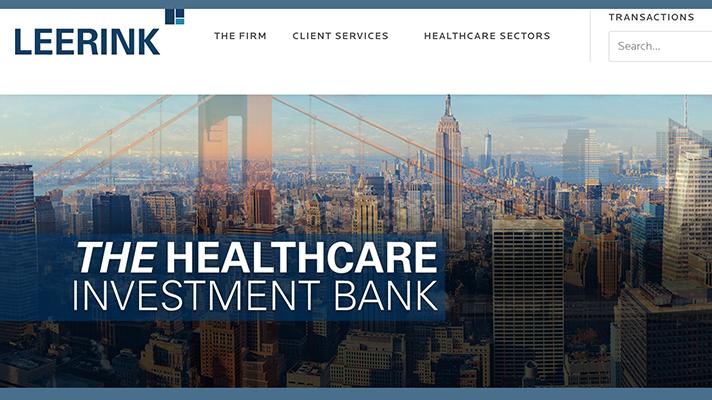 healthcare bank