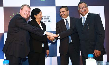 IBM and Manipal