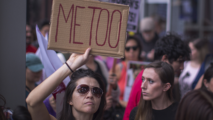 Advice for women in health amid the age of #MeToo and #TimesUp