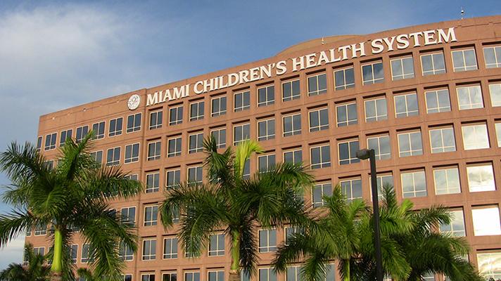 Miami Children' HIMSS Davies award