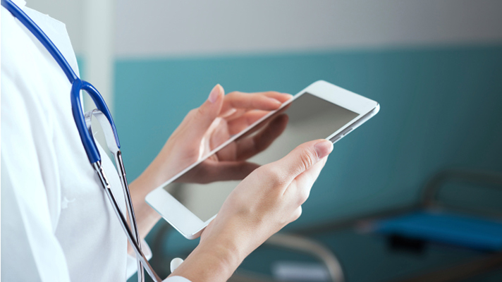 mobile EHR for specialists