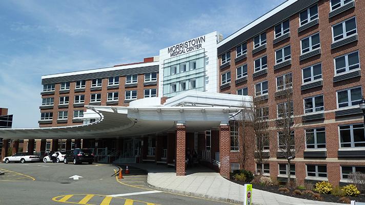 The Atlantic Health System-run Morristown Hospital.