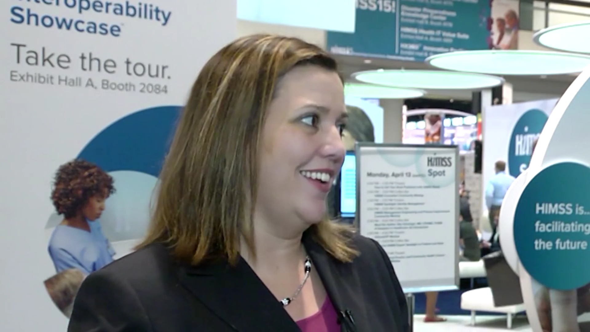 Sandra vance on the interoperability showcase at himss15 sandra vance on the interoperability showcase at himss15 healthcare it news 1betcityfo Images