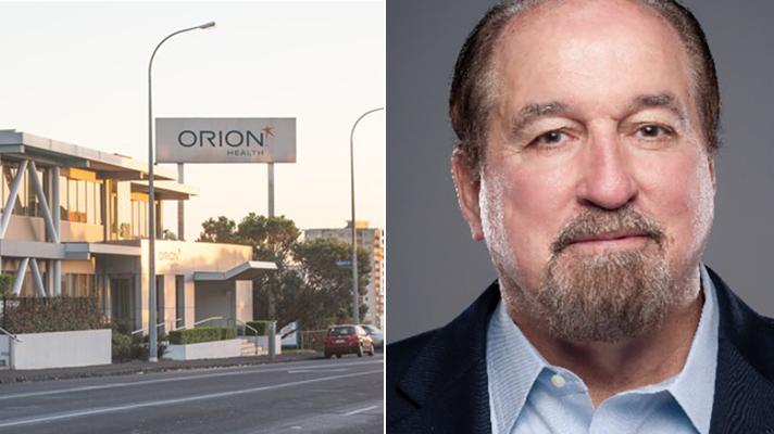 Terry Macaleer Orion Health