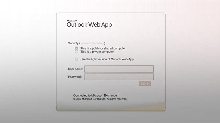 outlook malware
