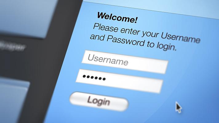 EHR password sharing