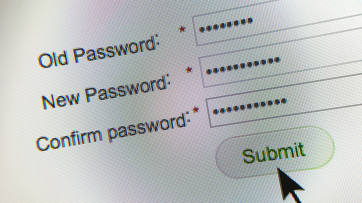 NIST advises simpler passwords