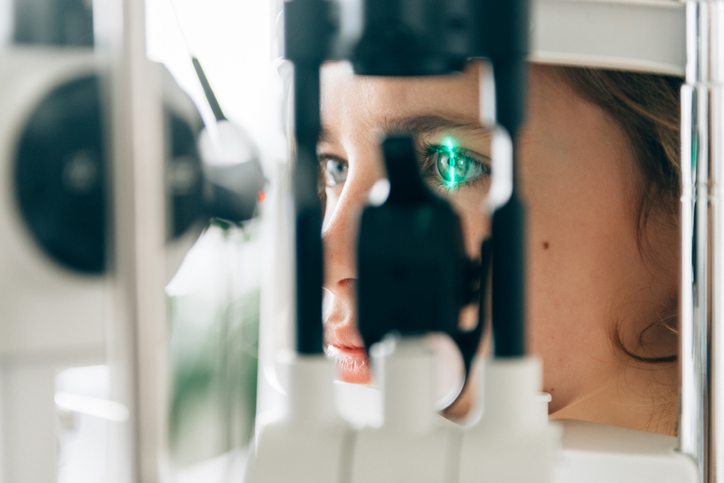 Trial of tele-ophthalmology system at regional health board