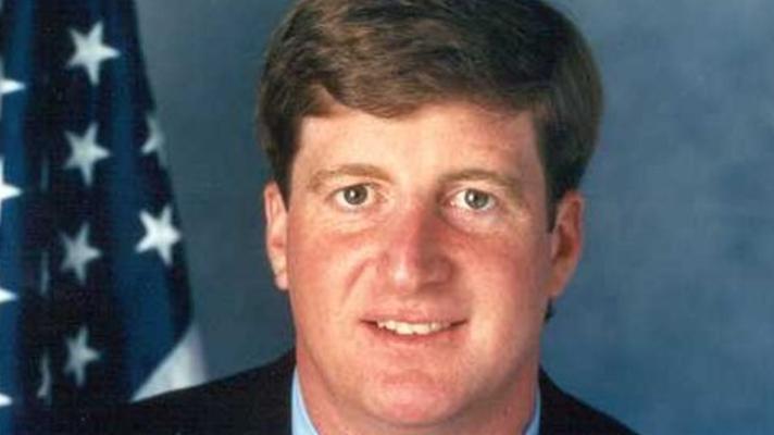 Former Rhode Island Congressman Patrick Kennedy. (Wikipedia)