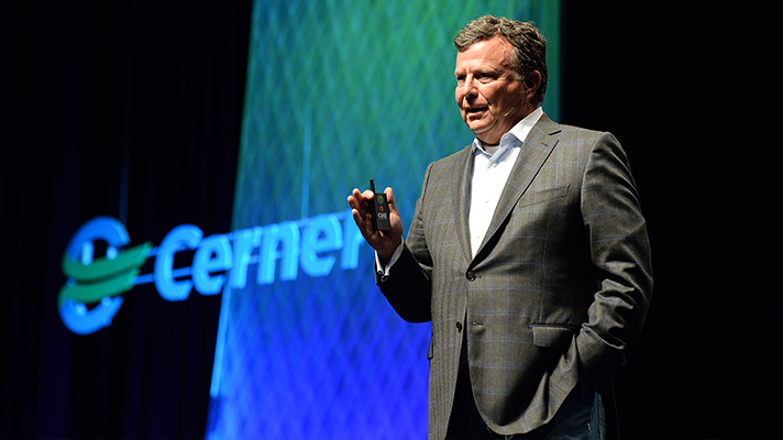 Neal Patterson, co-founder and CEO of health IT giant Cerner
