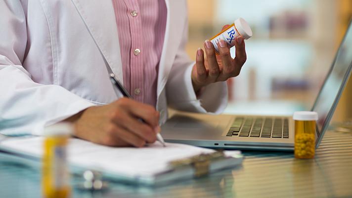 Valley Medical Group prescription refill program