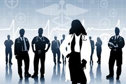 Healthcare jobs growth
