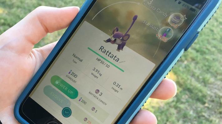Pokémon Go decline