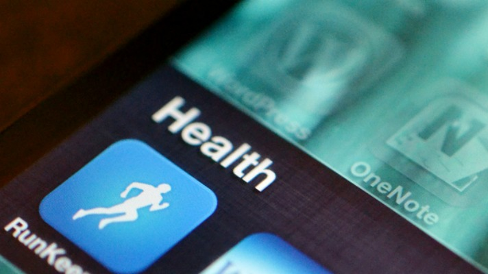 Clinical health apps fitness