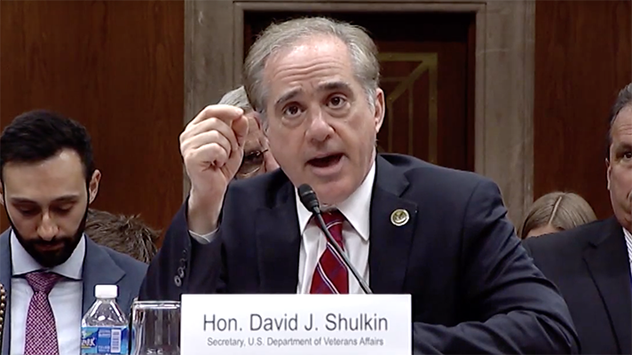 VA secretary to Congress: We don't know what the Cerner EHR will cost