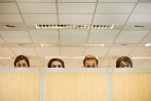 Snooping employees