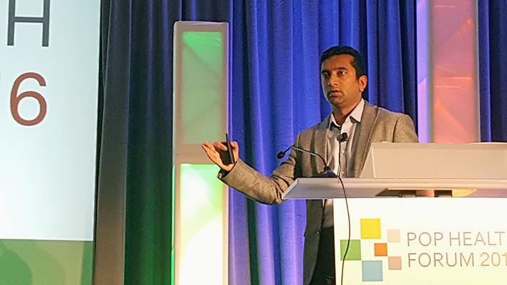 Pop Health forum keynote speakers