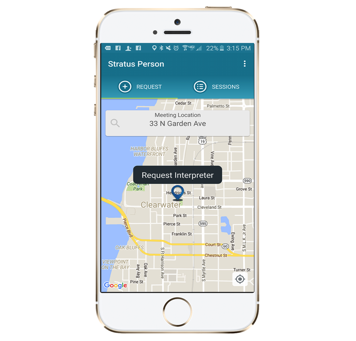 Stratus InPerson app works like Uber for interpreters, the company says