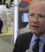 John Glaser of Cerner speaks to Healthcare IT News at HIMSS14