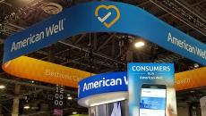 American Well to preview TV-based telemedicine for the home at HIMSS20