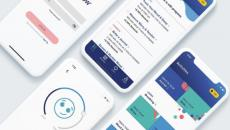 At pain group, a mobile app helps collect data and improve mental health